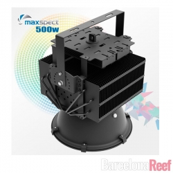 MAXSPECT, FLOODLIGHT 500 w. para acuario marino | Barcelona Reef