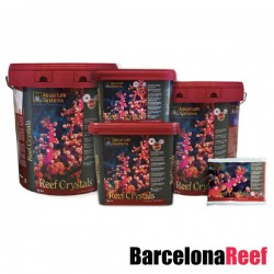 Sal Marina Reef Crystals para acuario marino | Barcelona Reef