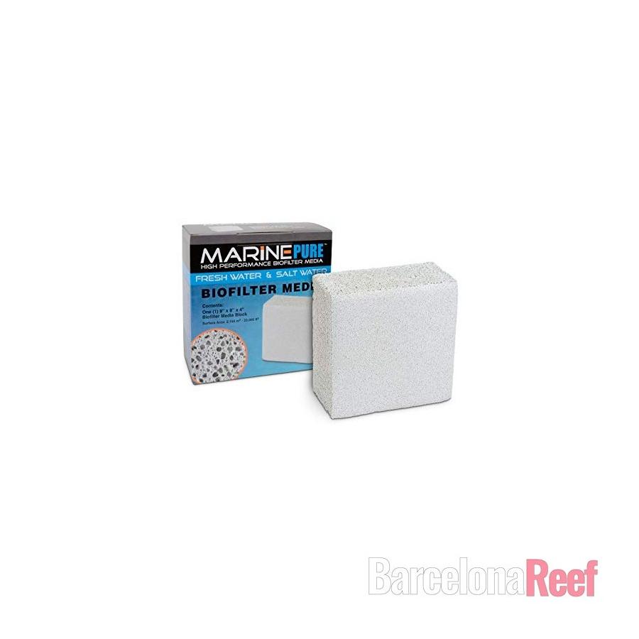Medio filtrante MarinePure Block