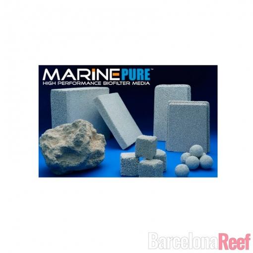 Filtro Rock (Small) de MarinePure para acuario marino | Barcelona Reef