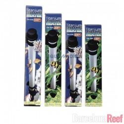 Calentador de titanio Aquamedic 100 200 300 500 w