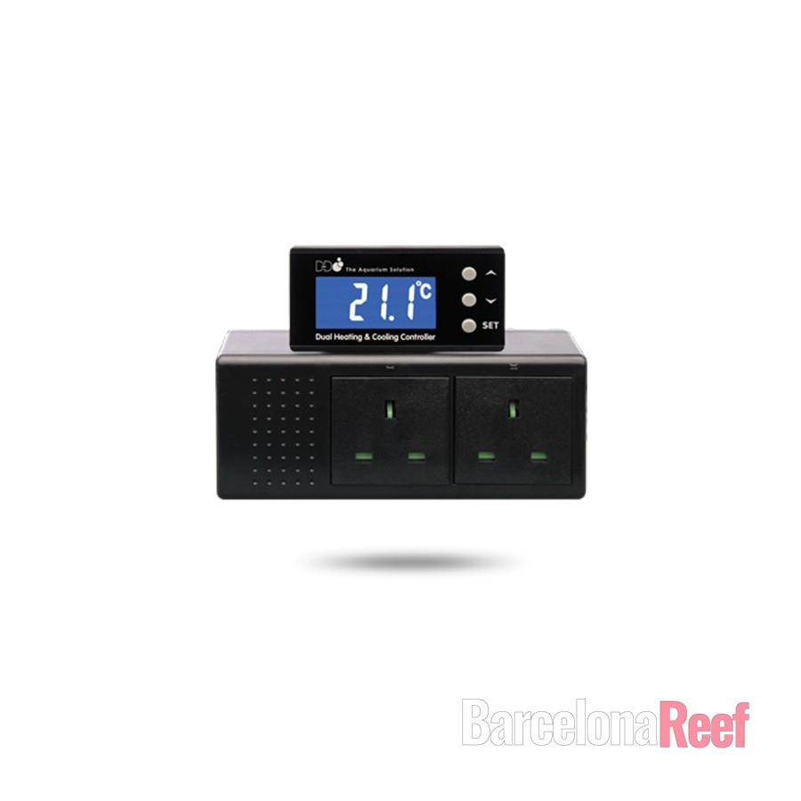 Controlador de temperatura dual D-D