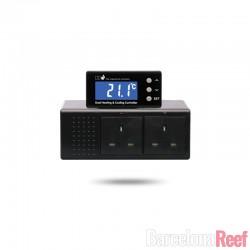 Controlador de temperatura dual D-D para acuario marino | Barcelona Reef