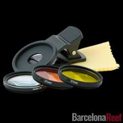 Clip fotográfico D-D Coral Colors para acuario marino | Barcelona Reef