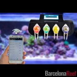 Dosificadora Kamoer Wireless F-4 | Barcelona Reef