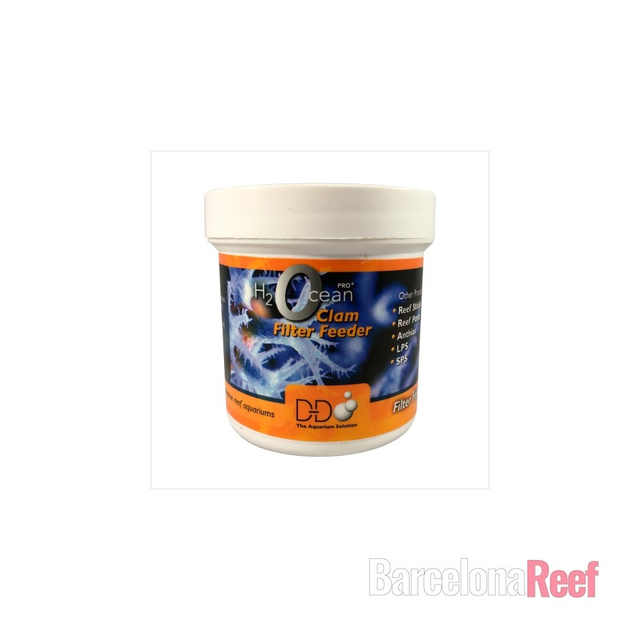 Alimento H2Ocean Pro + Clam & Filter 66 g
