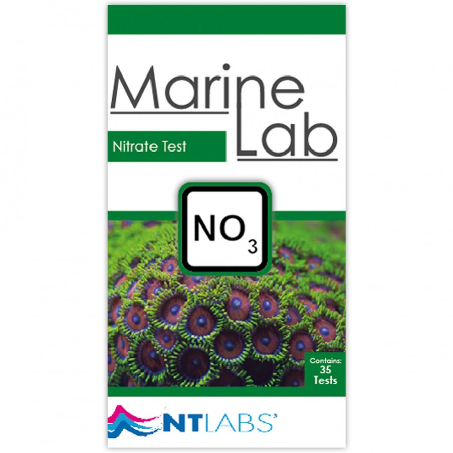 Test de Nitrato NO3 de NT Labs