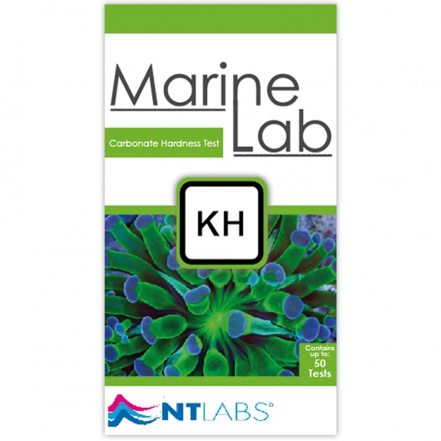 Test de Carbonatos Kh de NTLabs