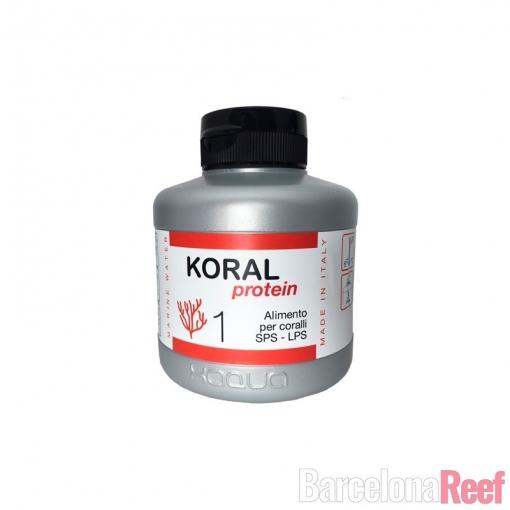 Xaqua Koral Protein - 1 para acuario marino | Barcelona Reef