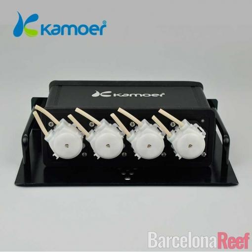 Bomba dosificadora Inalámbrica Kamoer F4 para acuario marino | Barcelona Reef
