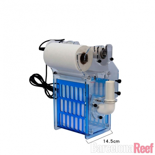 Automatic Roll Filter ARF-1 para acuario marino | Barcelona Reef