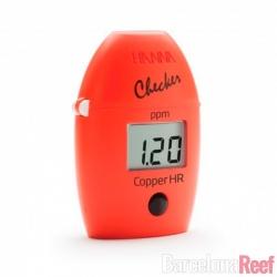 Comprar Checker Cobre (Rango bajo) Hanna online en Barcelona Reef