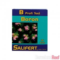 Test de Boro (B) Salifert