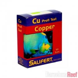 Test de Cobre (Cu) Salifert