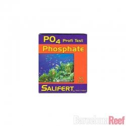 Test de Fosfatos (PO4) Salifert para acuario marino | Barcelona Reef