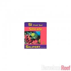 Test de Sílicatos (Si) Salifert para acuario marino | Barcelona Reef