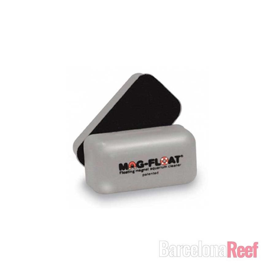 Limpiador magnético MAG-FLOAT Nano para acuarios curvos