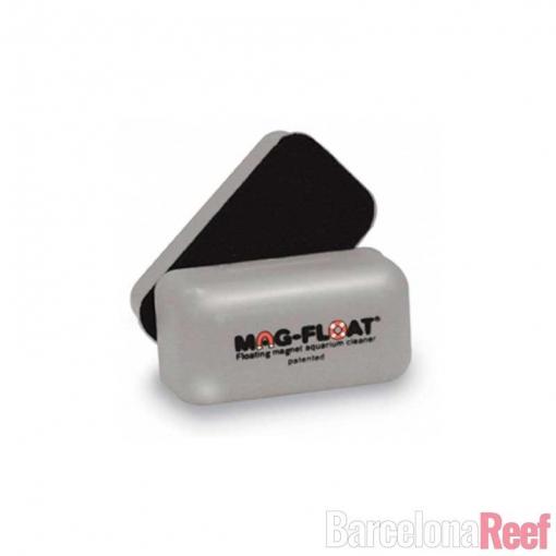 Limpiador magnético MAG-FLOAT Nano para acuarios curvos para acuario marino | Barcelona Reef