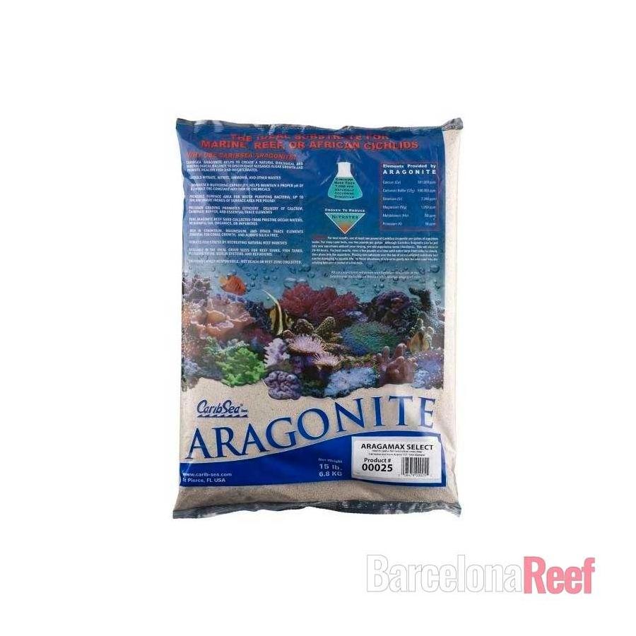 Aragonita Aragamax Select CaribSea