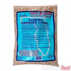 Sustrato Florida Crushed Coral CaribSea para acuario marino | Barcelona Reef