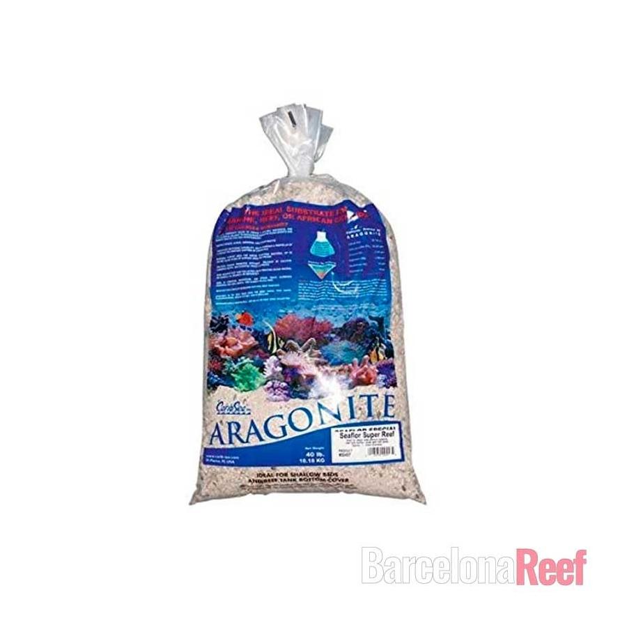 Sustrato Seaflor Special Grade Reef Sand CaribSea