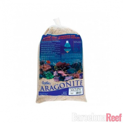 Sustrato Seaflor Super Reef  CaribSea para acuario marino | Barcelona Reef