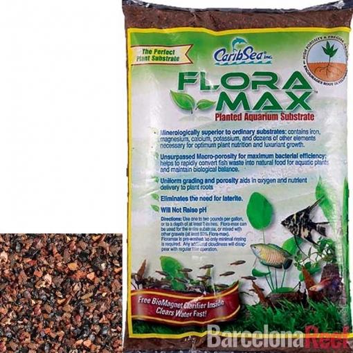 Sustrato Floramax Original CaribSea para acuario marino | Barcelona Reef