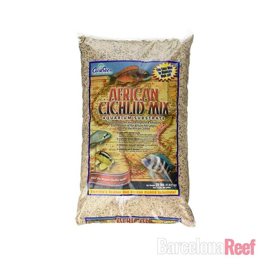 Sustrato African Cichlid Mix  Ivory Coast Sand