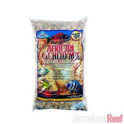 Sustrato African Cichlid Mix Rift Lake Authentic CaribSea para acuario marino | Barcelona Reef