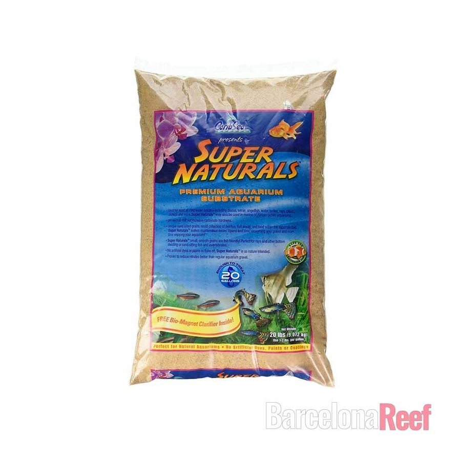 Sustratos secos Super Naturals Moonlight CaribSea