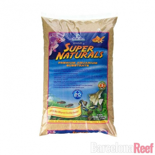 Sustratos secos Super Naturals Moonlight CaribSea para acuario marino | Barcelona Reef