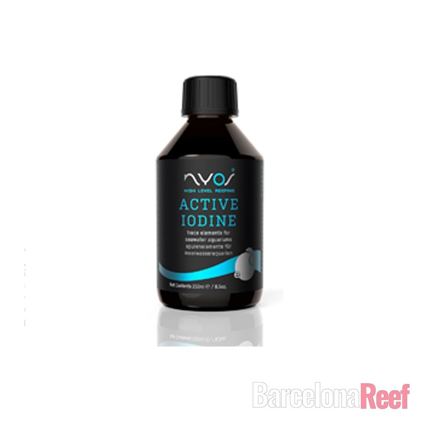 Nyos Active Iodine 250 ml