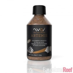 Comprar Alimento Nyos Artemis 250 ml online en Barcelona Reef