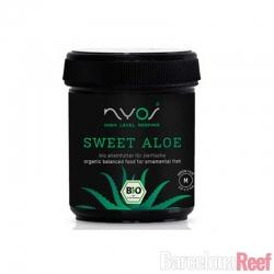 Alimento para peces Nyos Sweet Aloe