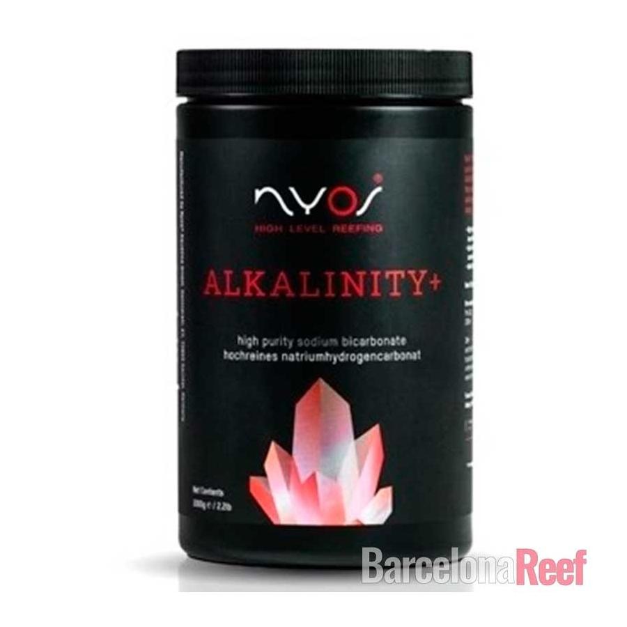 Aditivo marino Nyos Plus Salts Alkalinity+