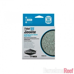 Comprar Carga de Zeolite para Seachem Tidal online en Barcelona Reef